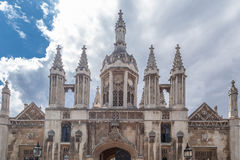 Cambridge University England Stock Photography