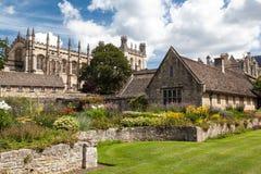 Oxford University England Royalty Free Stock Photos