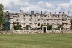 Oxford University England Royalty Free Stock Photo