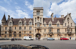 Oxford University England Stock Images