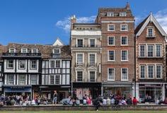 Cambridge University England Stock Images