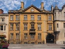 Oxford University, England Royalty Free Stock Photography