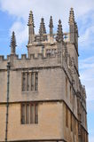 Oxford University in England Stock Images