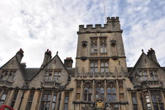 Oxford University in England Royalty Free Stock Image