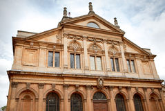 Oxford University, England Stock Image