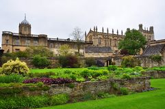 Oxford university, Great Britain stock photography
