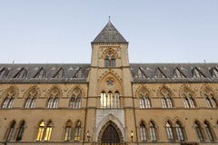 Oxford university musuem Royalty Free Stock Photo