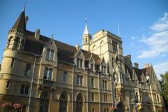 Oxford University's  Balliol Stock Photo