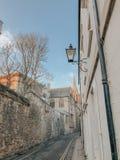 Oxford, Vereinigtes Königreich: Fotografie von den Straßen von Oxford Lampenschirmdetail stockbild
