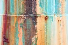 Oxidação abstrata imagens de stock