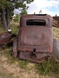 Oxidação bucket2 da porta do suicídio Imagem de Stock