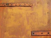 Oxidação do ouro Imagem de Stock Royalty Free