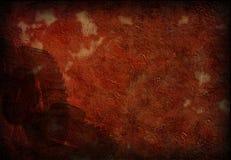 Oxidação e engrenagens de Grunge Foto de Stock