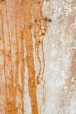 Oxidação e fundo da corrosão fotografia de stock