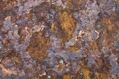 Oxidação e textura da corrosão fotos de stock royalty free