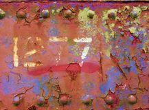 Oxidação fabulosa imagem de stock