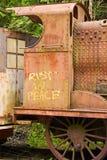 Oxidação na paz Fotografia de Stock