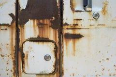 Oxidação no carro Imagem de Stock
