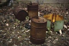 Oxidação, oxidação, oxidação Fotografia de Stock