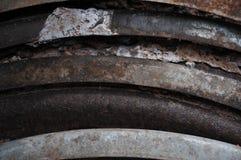 A oxidação rouba fotos de stock royalty free