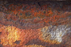 oxidado Foto de archivo