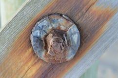 oxidado Imagem de Stock Royalty Free