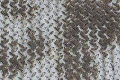 Oxidado en el metal Imagen de archivo libre de regalías