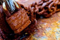 Oxidado mas não liberado Imagem de Stock