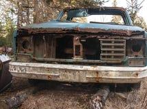 Oxidado para fora grelhe Imagem de Stock Royalty Free