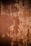 Oxidated metal. Orange metal surface making an abstract texture, high resolution Stock Photos