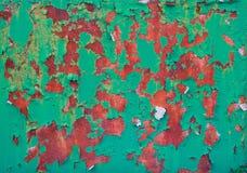 Oxidised iron. Close up of oxidised iron of door Stock Image