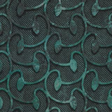 Oxidized copper and metal seamless texture. Metal seamless texture with swirls on it on a oxide metallic background Stock Image
