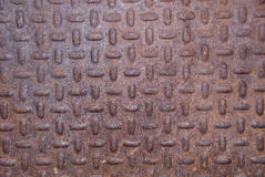 Oxidized metal Royalty Free Stock Image