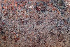 Oxidized metal surface Royalty Free Stock Photography