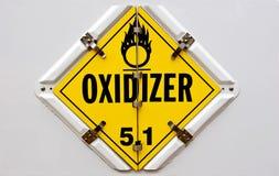 oxidizer Στοκ Φωτογραφία