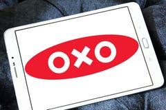 OXO λογότυπο εμπορικών σημάτων Στοκ Φωτογραφίες