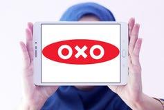 OXO λογότυπο εμπορικών σημάτων Στοκ φωτογραφίες με δικαίωμα ελεύθερης χρήσης
