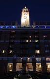 OXO Bouw bij Nacht in Londen Stock Afbeeldingen