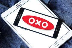 OXO gatunku logo Obraz Stock