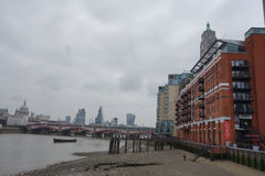 Oxo Tower in London Royalty Free Stock Photography
