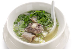 Oxtail soup Stock Photography