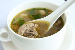 Oxtail soup Royalty Free Stock Images