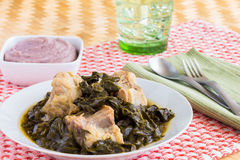 Oxtail Soup Royalty Free Stock Photo