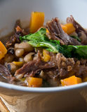 Oxtail stew Stock Images