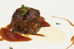 Oxtail Stew. European Style. Stock Photography