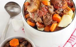 Oxtail stew Stock Photography