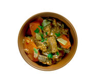 Oxtail stew Stock Photos