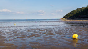Oxwich Bay Wales Royalty Free Stock Image