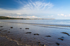 Oxwich Bay Wales Royalty Free Stock Photos