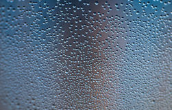 Oxygen bubbles. Royalty Free Stock Image